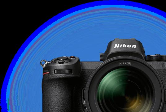 Nikon Z7 fényképezőgép